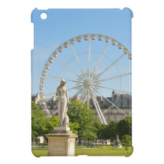 Tuileries gardens in Paris, France. Case For The iPad Mini