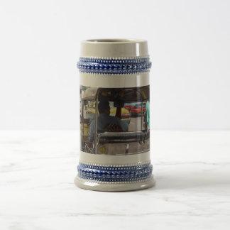 Tuk Tuk Tankard Coffee Mug
