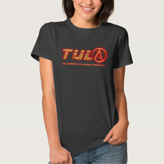 TULA - The Undefeated Lasris Argument Tee Shirt