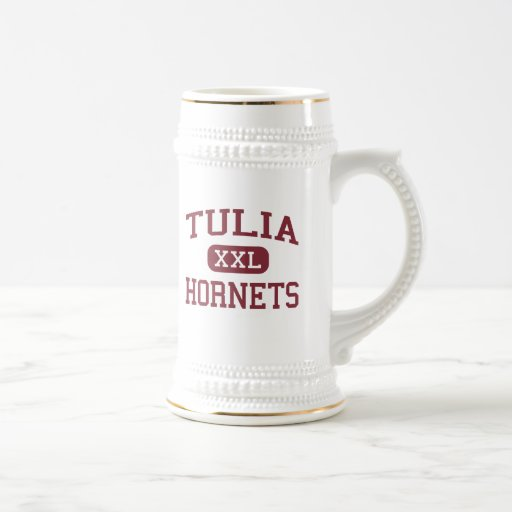 Tulia - Hornets - Tulia High School - Tulia Texas Mug