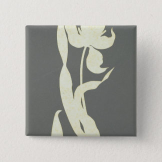 Tulip 15 Cm Square Badge