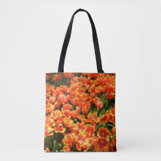 Tulip 2-sided Tote Bag