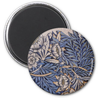 Tulip and Willow By William Morris Magnet