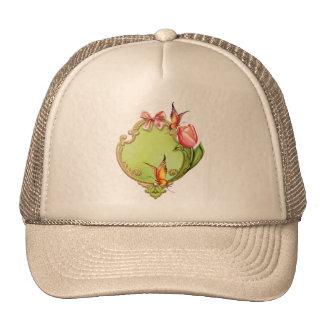 Tulip Badge Hat
