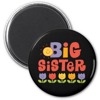 Tulip Big Sister Fridge Magnet