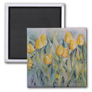 Tulip Bliss Magnets
