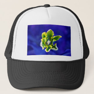 Tulip Blue Background.jpg Trucker Hat