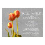 Tulip Bridal Shower Invitations Invite