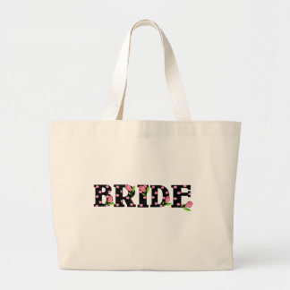 Tulip BRIDE Jumbo Tote Bag