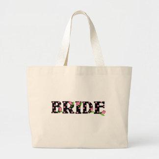 Tulip BRIDE Jumbo Tote Bag