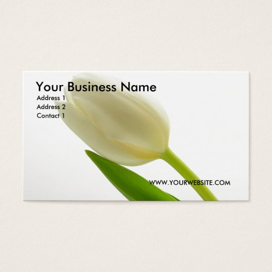 Tulip Business Card