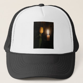 Tulip by Candlelight Trucker Hat