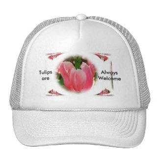 Tulip Cap- customize Cap