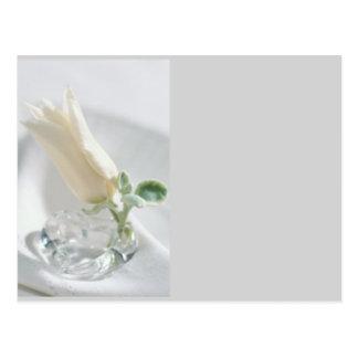 Tulip Crystal Postcard