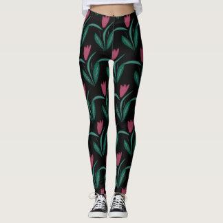 Tulip design leggings