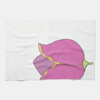 Tulip Dish Towel