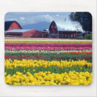 Tulip display field mouse mat