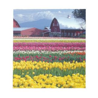 Tulip display field notepad