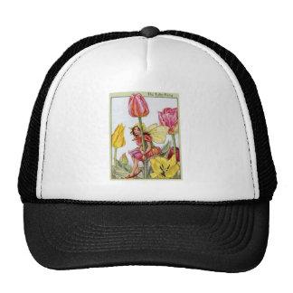 Tulip Fairy Cap