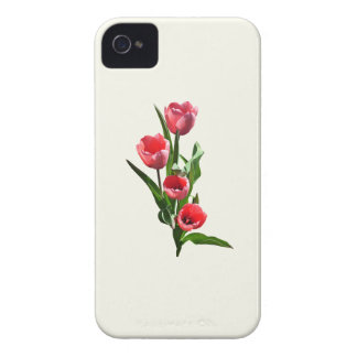 Tulip Family Case-Mate iPhone 4 Case