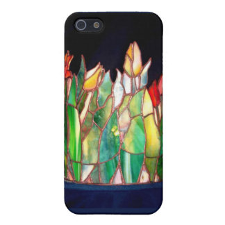Tulip Family Lamp Fine Art iPhone case Covers For iPhone 5
