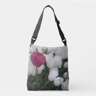 Tulip Festival - 58 Cross Body Bag