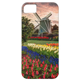 Tulip Festival iPhone 5 Cases