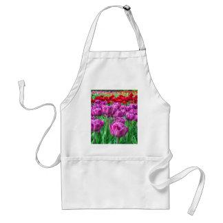 Tulip Field Aprons