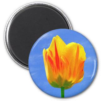 Tulip Flower Magnet