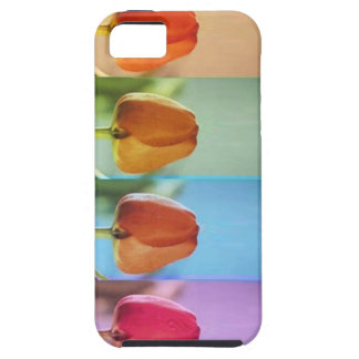 TULIP Flower Show Tough iPhone 5 Case