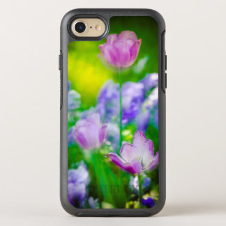 Tulip garden, Giverny, France OtterBox Symmetry iPhone 8/7 Case