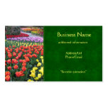 Tulip Gardens Pack Of Standard Business Cards