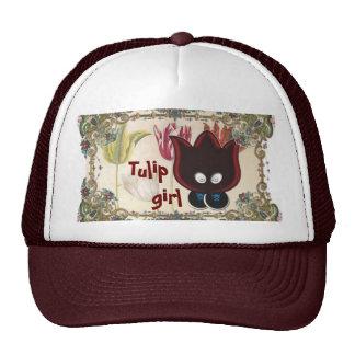 Tulip Girl Trucker Hat
