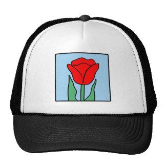 Tulip Mesh Hat