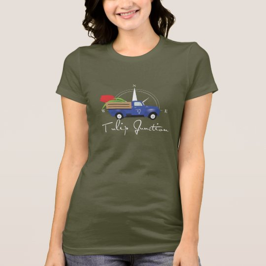 Tulip Junction - Bohemia T-Shirt