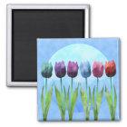 Tulip Magnet