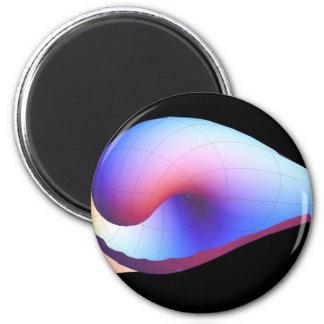 Tulip 6 Cm Round Magnet