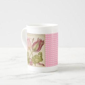 Tulip Mug Bone China Mug