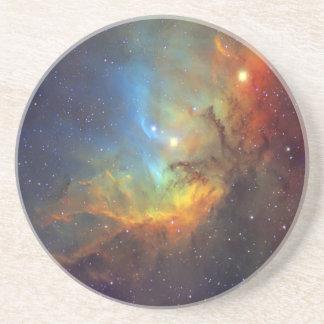 Tulip Nebula SH2-101 NASA Coaster