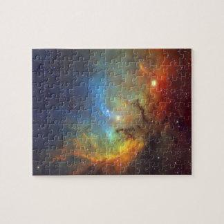 Tulip Nebula SH2-101 NASA Jigsaw Puzzle