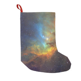 Tulip Nebula SH2-101 NASA Small Christmas Stocking
