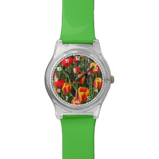 Tulip Patch Watches