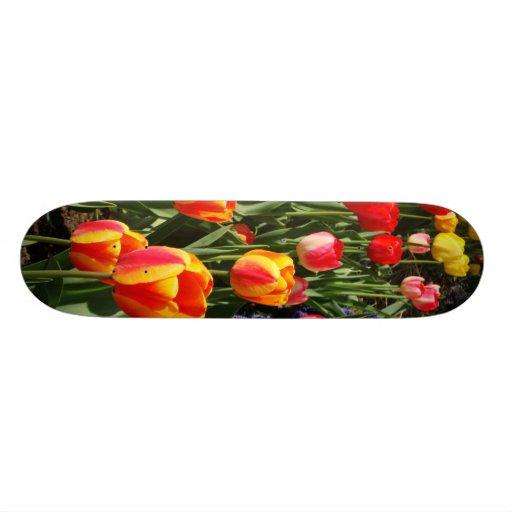 Tulip Patch Skate Board Decks