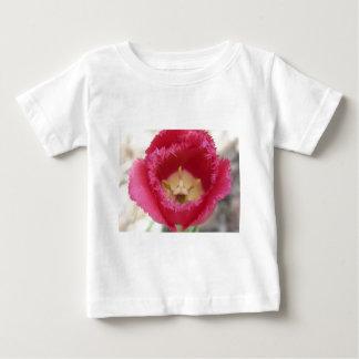 tulip,pink fringe tulip t shirt