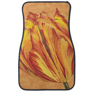 Tulip Power I Car Mat