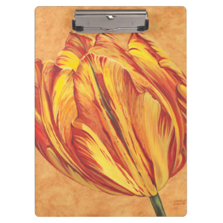 Tulip Power I Clipboard