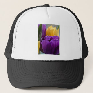 Tulip Purple Trucker Hat