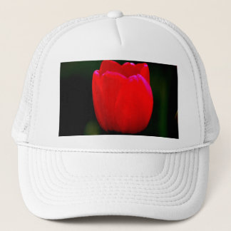 Tulip Red Trucker Hat