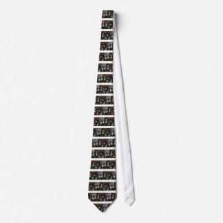 Tulip Squares Tie