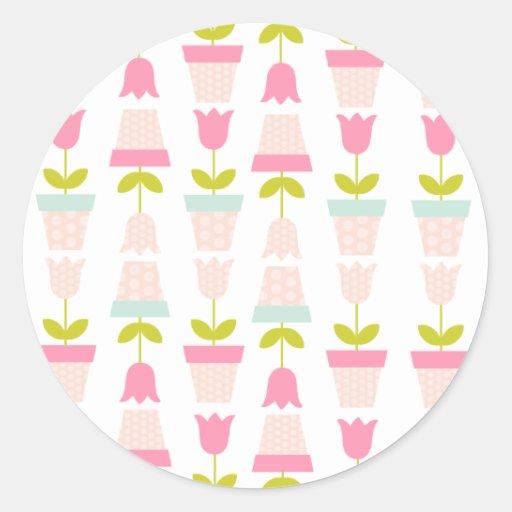 Tulip Stickers